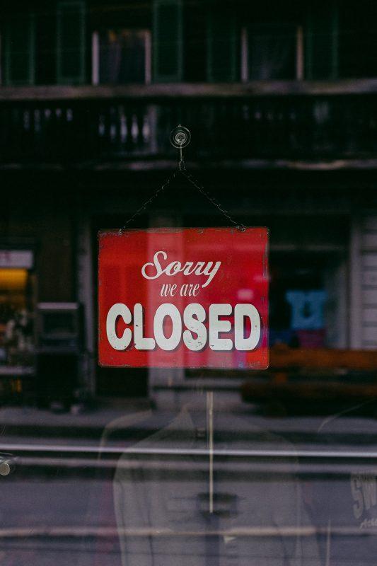 coronavirus lockdown causes economic standstill